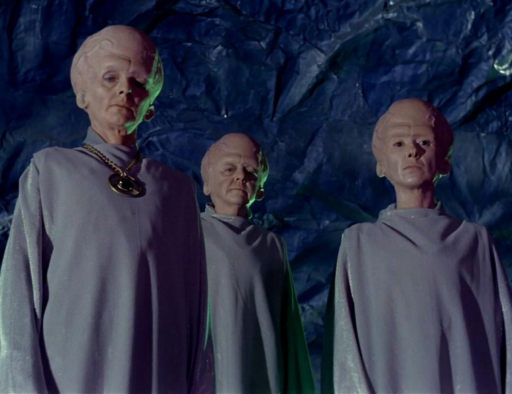 3 Talosians