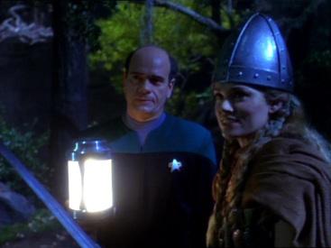Doctor and Freya
