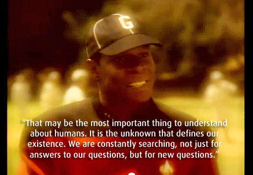 Sisko explains baseball