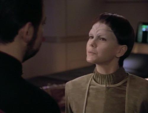 Soren meets Riker