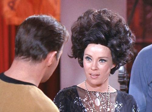 Kirk meets Sylvia