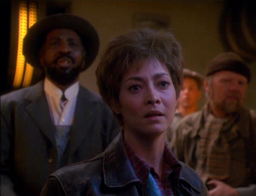 Sharon Lawrence as Amelia Earhart