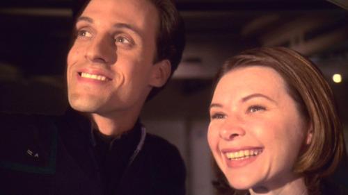 lizabeth Cutler and Ethan Novakovich