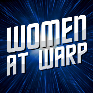 Women at Warp logo