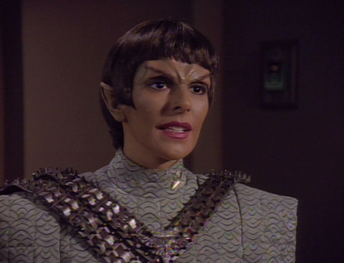 Troi as Rakal
