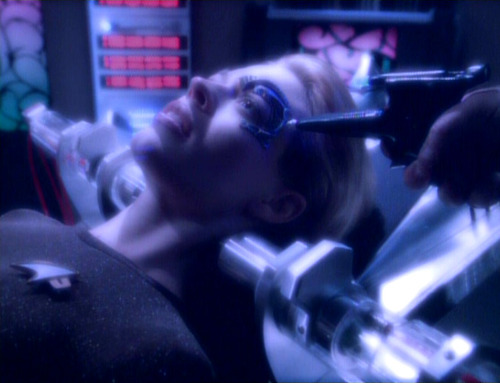 Seven of Nine relives her assault