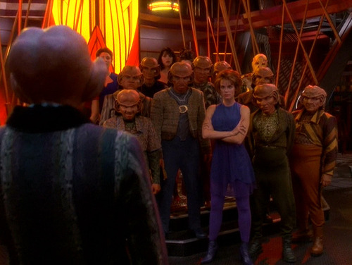 Quark faces the striking workers