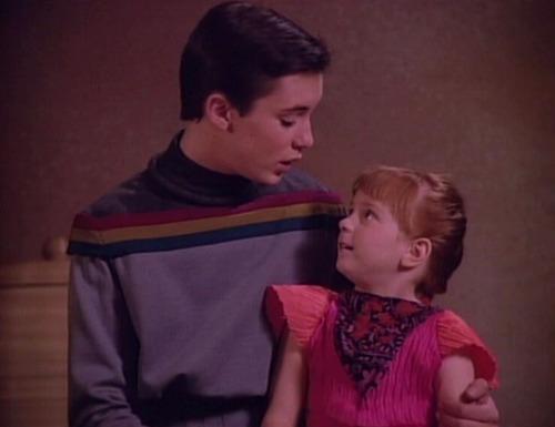 Wesley and Alexandra