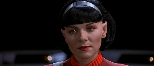 Valeris in Star Trek VI
