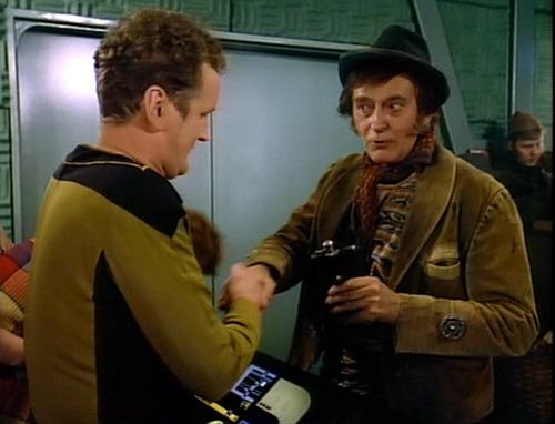O'Brien meets Danilo