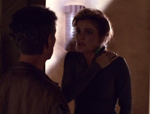 Janeway undercover
