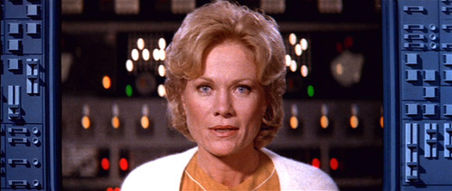 Bibi Besch as Carol Marcus in The Wrath of Khan