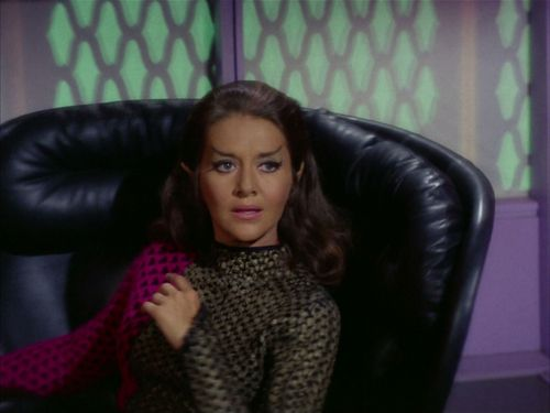 "Romulan Commander in ""The Enterprise Incident"""