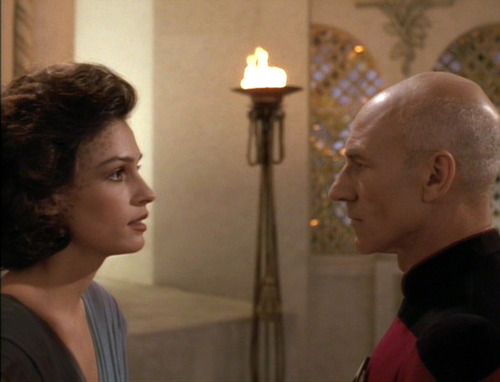 Kamala and Picard