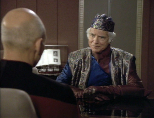 Briam meets with Picard