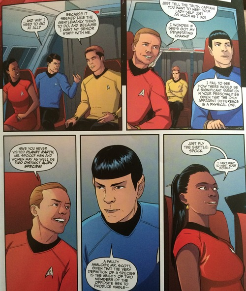 The Prime Universe crew tries to process the situation