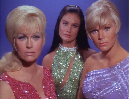 """The 3 """"Mudd's Women"""""""
