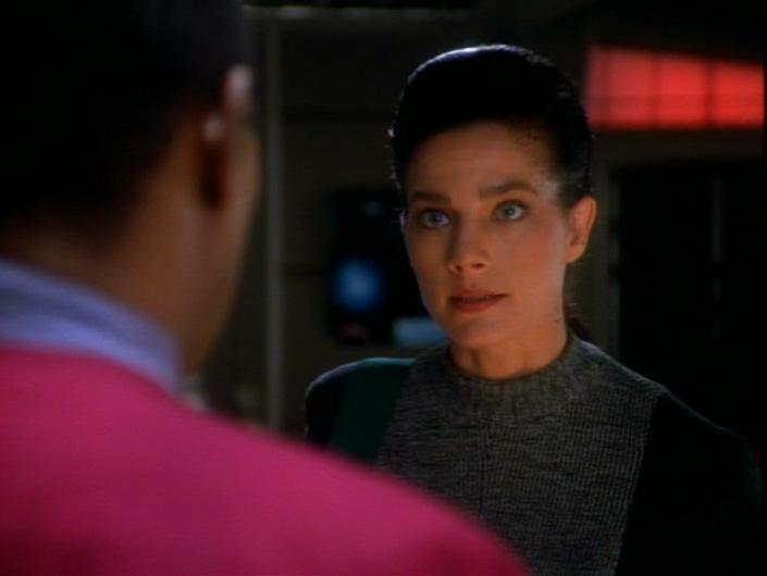Dax explains to Sisko
