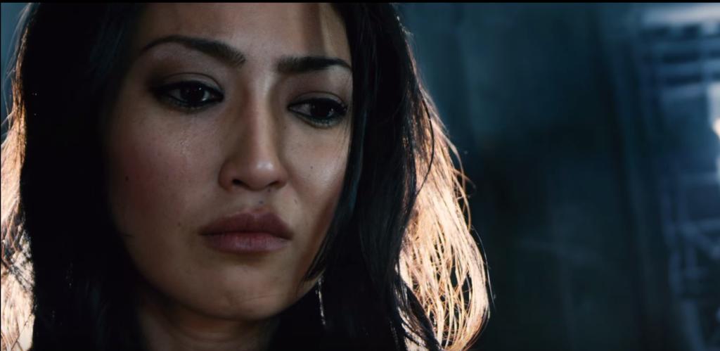 A tear falls from Ronara's eye.