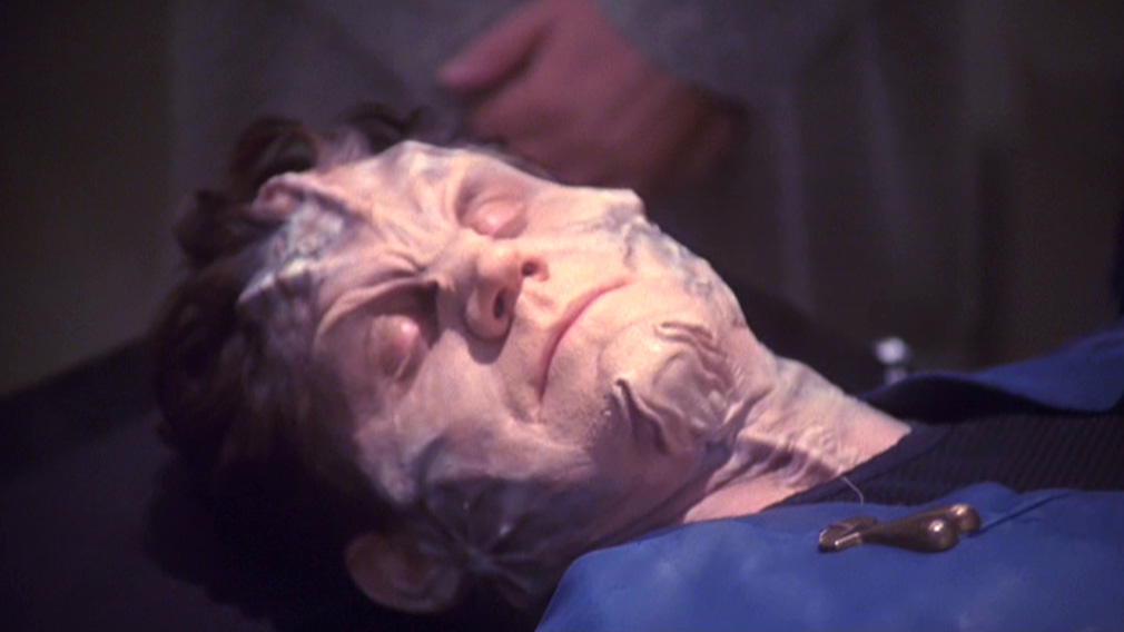 Tarkalean unconscious man