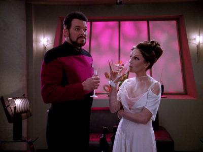 Riker and Manua