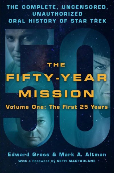 Cover of The Fifty-Year Mission Volume 1: The First 25 Years