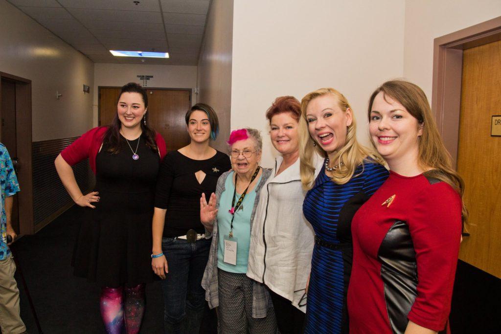 Women of Trek panel