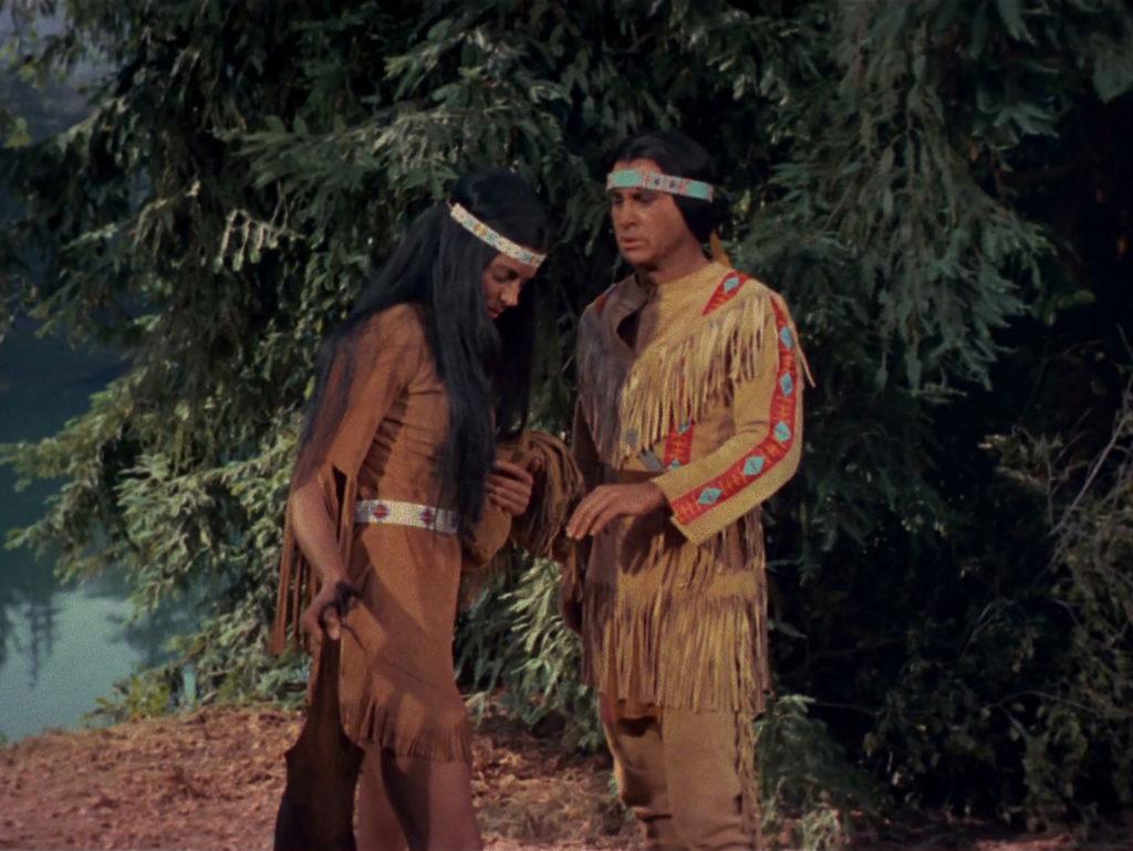 Salish talks to Miramanee