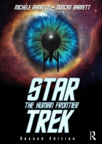 Cover of Star Trek: The Human Frontier