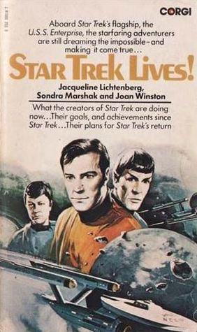 Cover of Star Trek Lives!