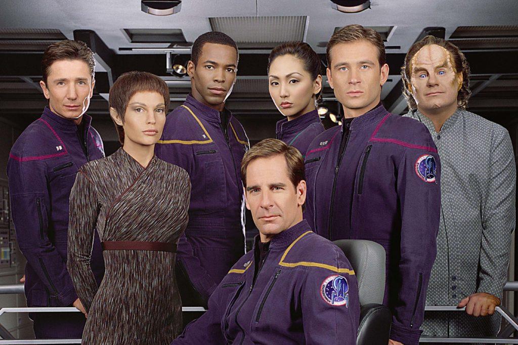 Enterprise crew photo