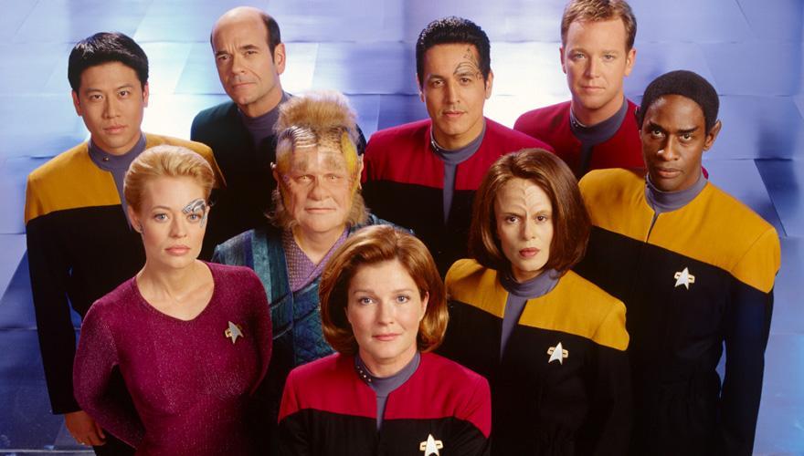 Voyager crew photo